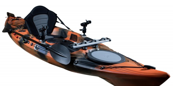 The new 2015 Sturgeon Fishing Kayak now available